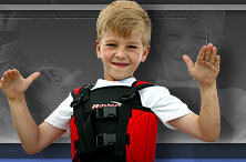 Kids Rib Protection Vest