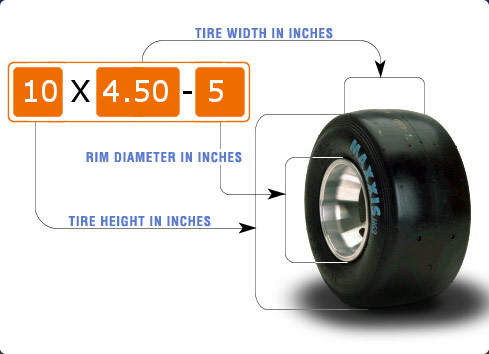 Maxxis Tires Tire Sizes
